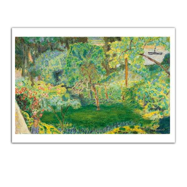 Pierre Bonnard landscapes boxed notecard box (20 cards)