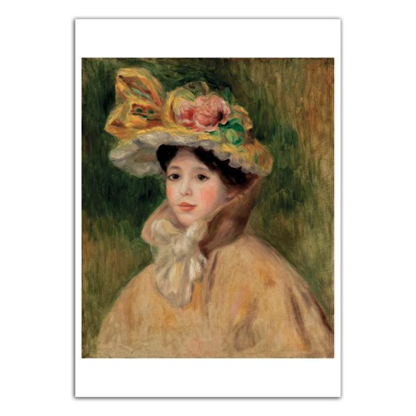 Pierre-Auguste Renoir notecard box (20 cards)