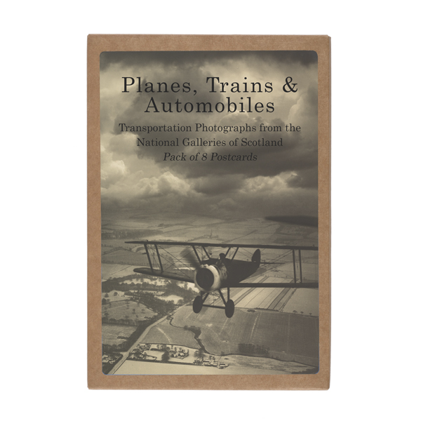 Planes, Trains, And Automobiles Postcard Pack