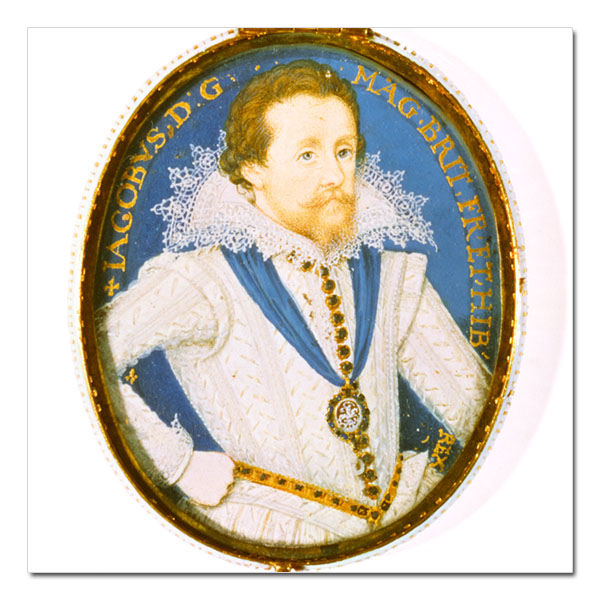 Pre-order Art and Court of James VI & I: Bright Star of the North exhibition book (hardback)