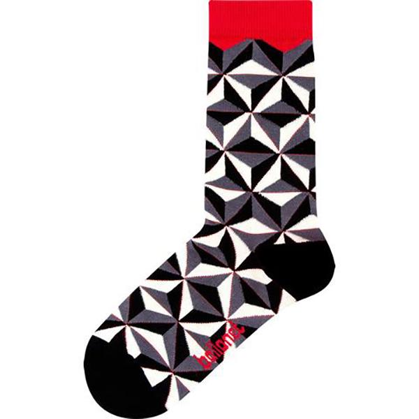 Prism unisex cotton socks (size 4-7 UK)