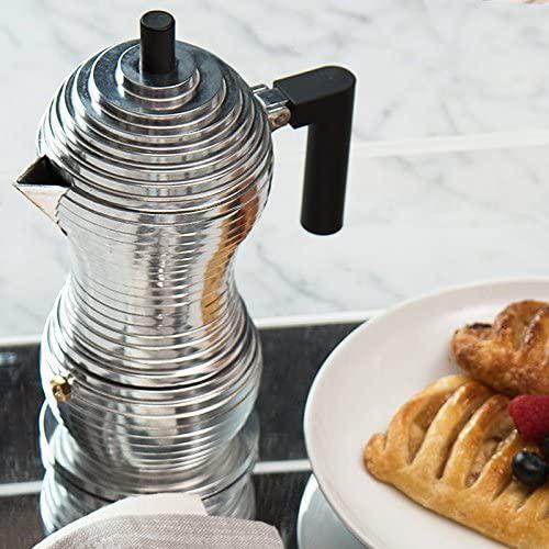 Pulcina by Alessi espresso coffee maker (3 cups)