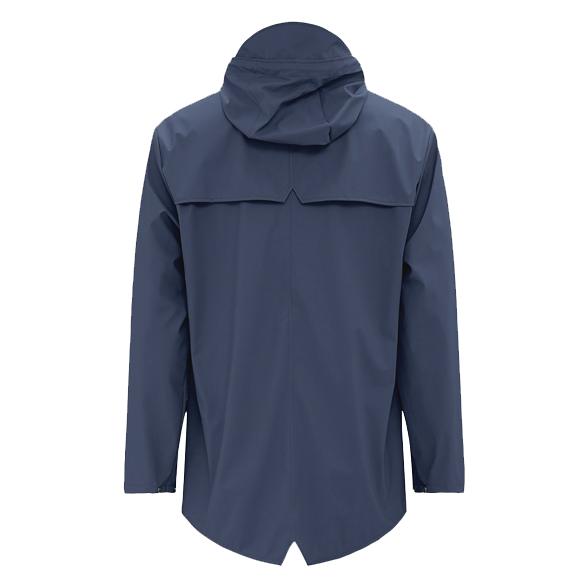 Waterproof blue unisex jacket M/L