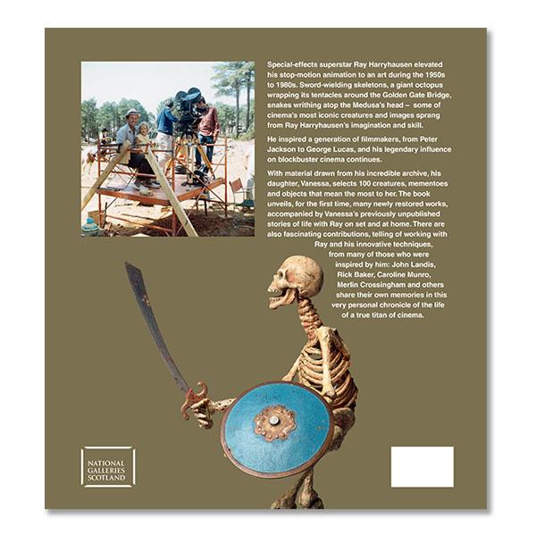 Ray Harryhausen: Titan of Cinema (paperback–new cover)