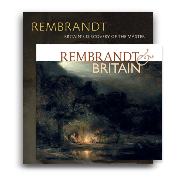 Rembrandt Exhibition Book & Souvenir Guide Offer
