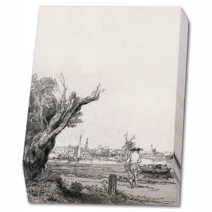 Rembrandt Noteblock