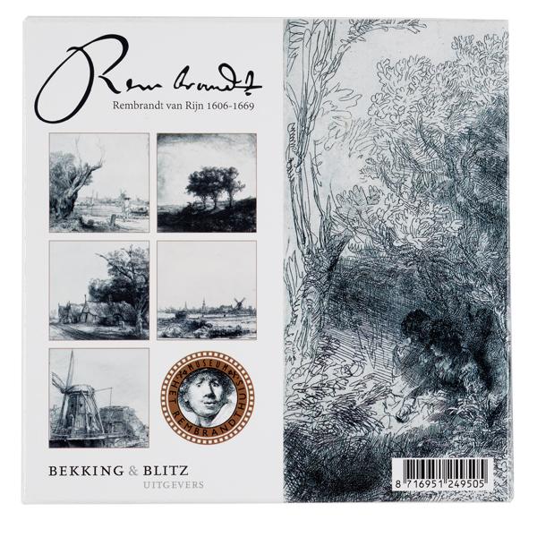Rembrandt Notecard Wallet (10 Cards)
