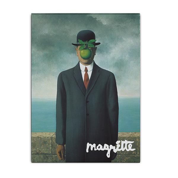 René Magritte notecard wallet (10 cards)