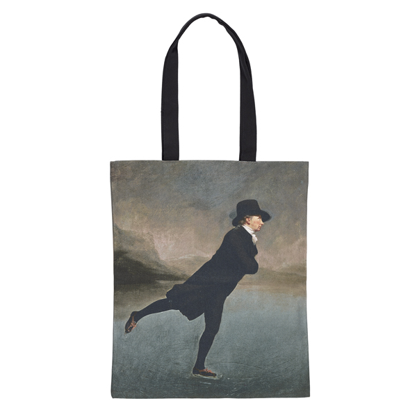 Reverend Walker reusable canvas tote bag