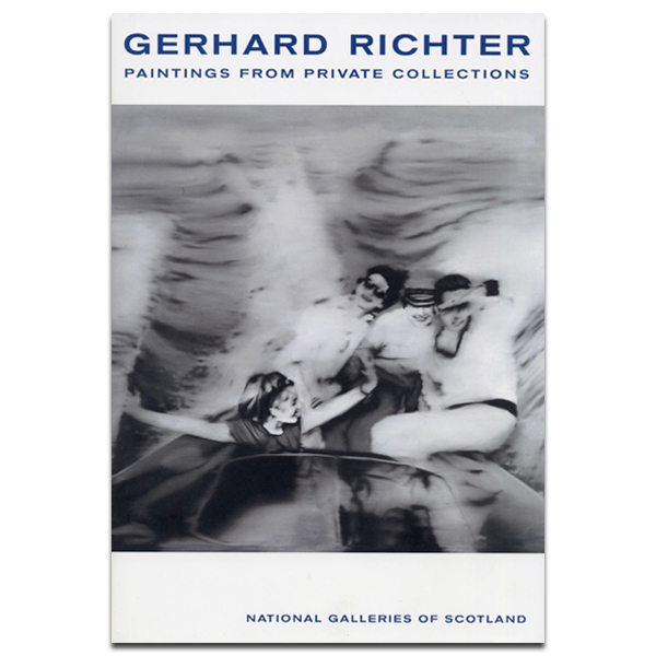 Gerhard Richter Paintings from Private Collection Hardback