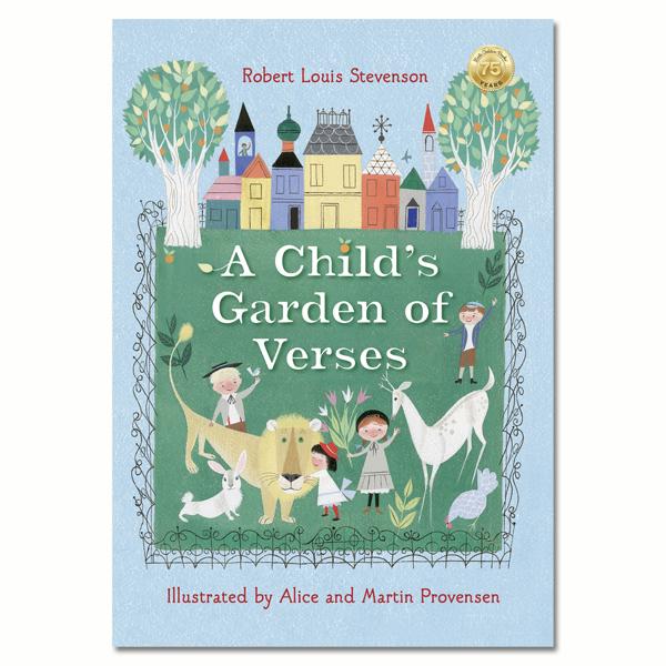 Robert Louis Stevenson's A Child's Garden Of Verses (hardback)