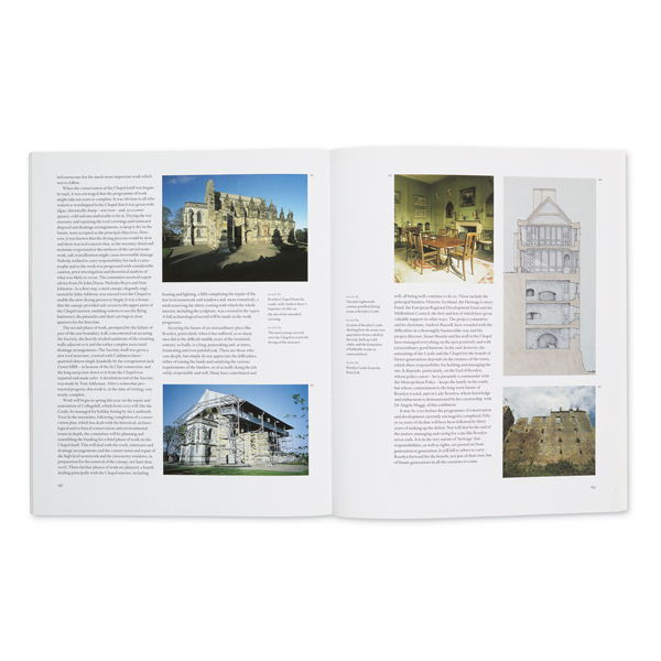 Rosslyn: Country of Painter and Poet (hardback)