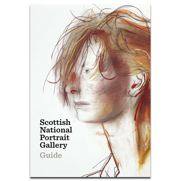 Scottish National Portrait Gallery guide (paperback)