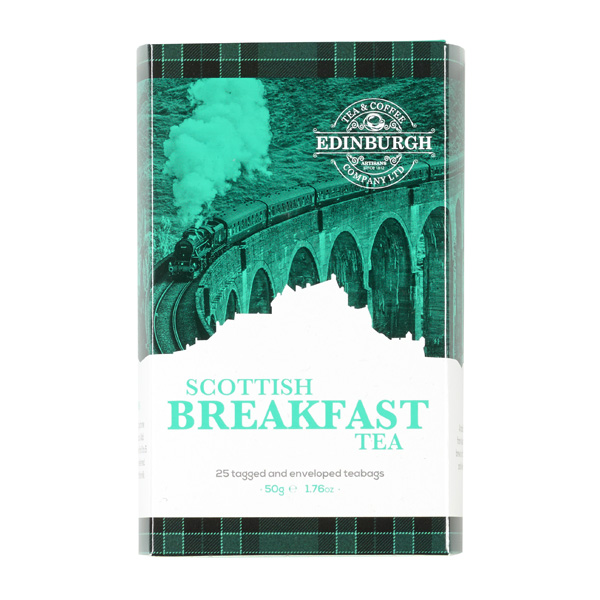 Scottish breakfast teabags (pack of 25)