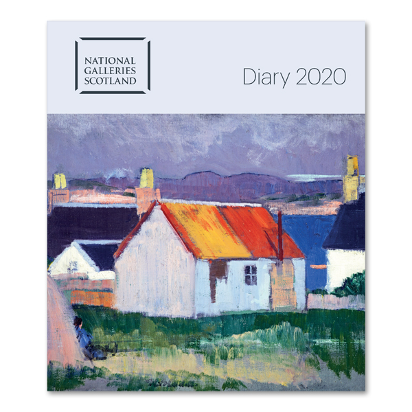 Pre-order Scottish Colourists 2020 Diary