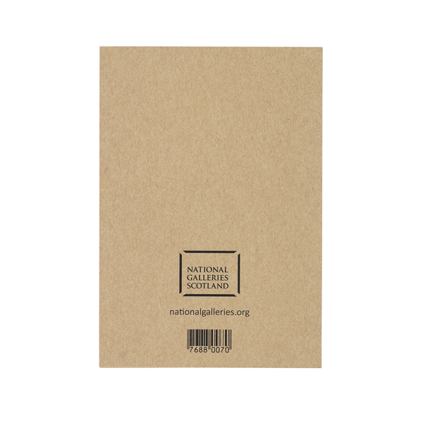 National Galleries of Scotland A6 eco sketchpad