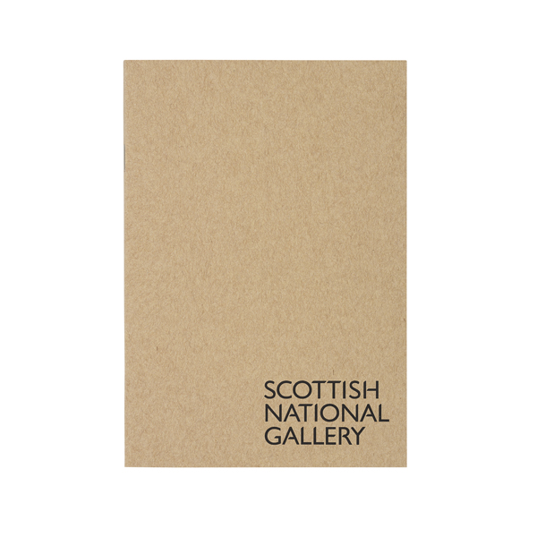 National Galleries of Scotland A5 eco sketchpad