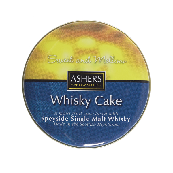 Scottish Speyside single malt whisky fruit cake