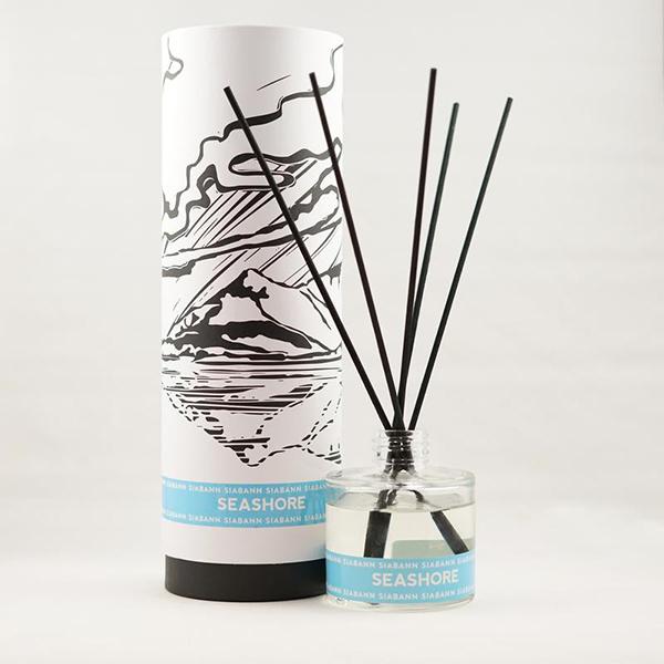 Scottish seashore fragrance reed diffuser