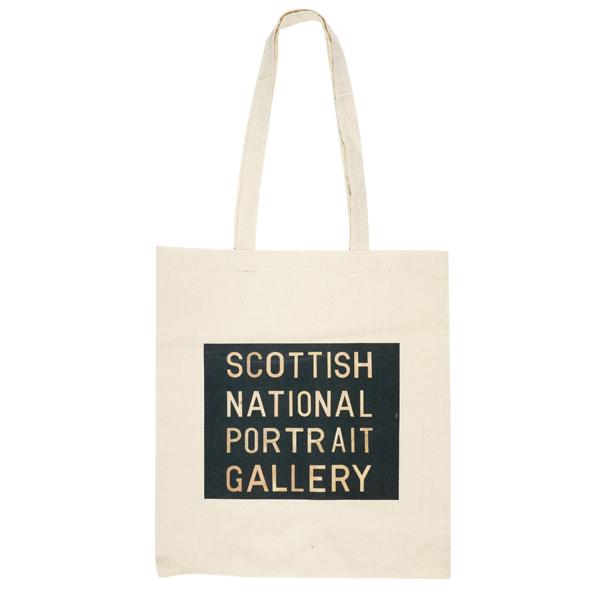 Scottish National Portrait Gallery Bus Blind Tote Bag