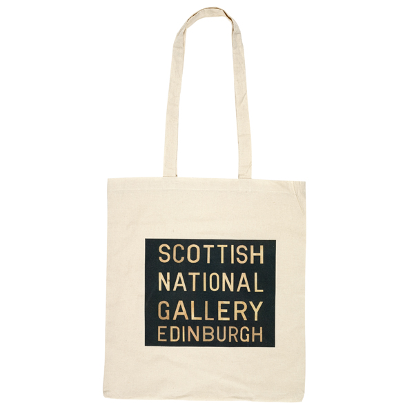 Scottish National Gallery Bus Blind Tote Bag