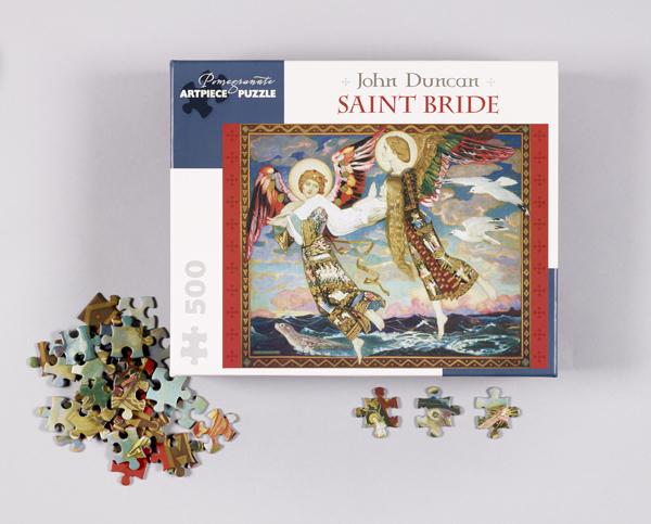 Saint Bride jigsaw puzzle (500 pieces)