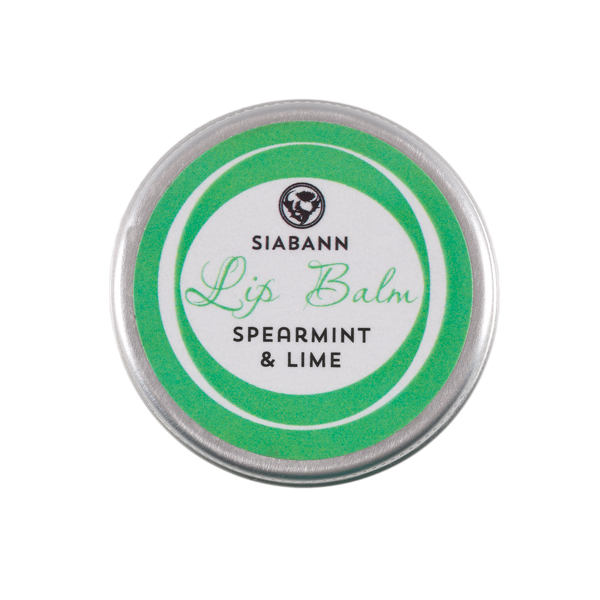 Siabann Spearmint & Lime Lip Balm