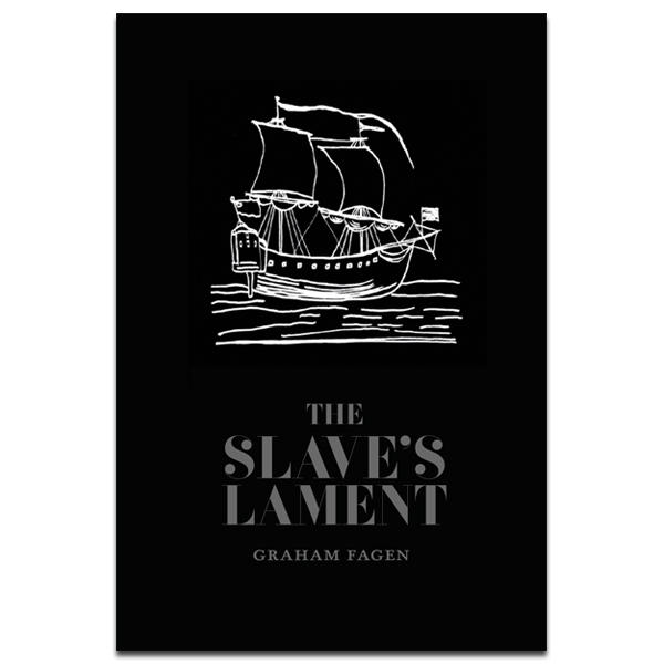 Black Burns and The Slave's Lament by Graham Fagen / Douglas Gordon / Jackie Kay limited edition book (paperback)