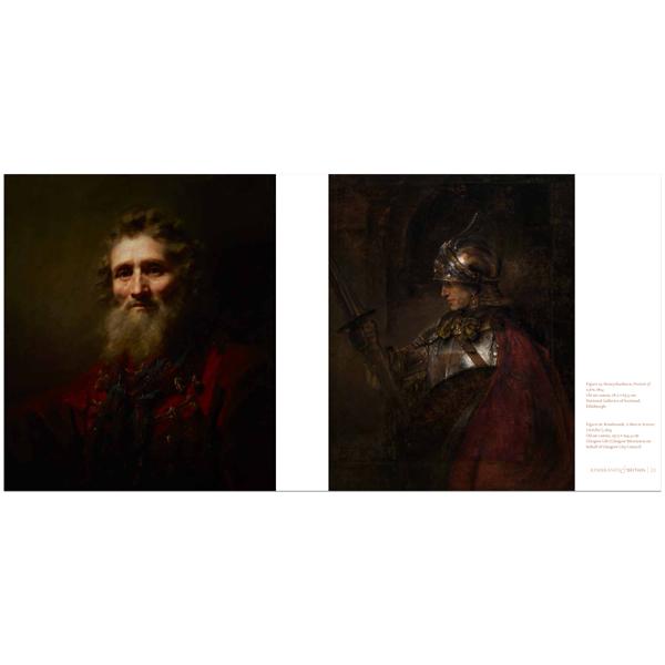 Rembrandt & Britain souvenir guide (paperback)