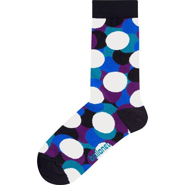 Snowball unisex cotton socks (size 7.5-11.5 UK)