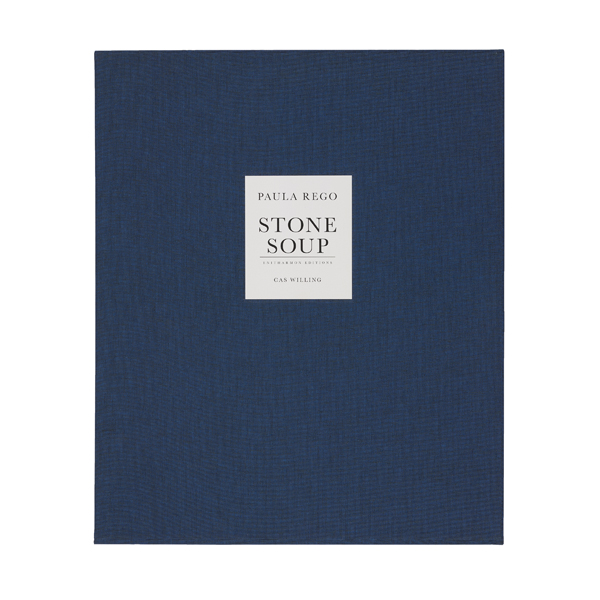 Stone Soup by Cas Willing and Paula Rego limited edition book and print