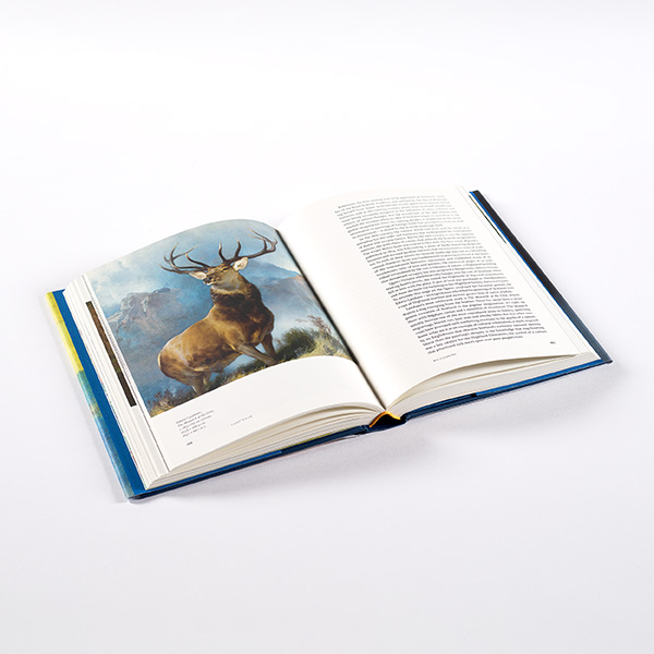 The story of Scottish Art by Lachlan Goudie signed copy (hardback)