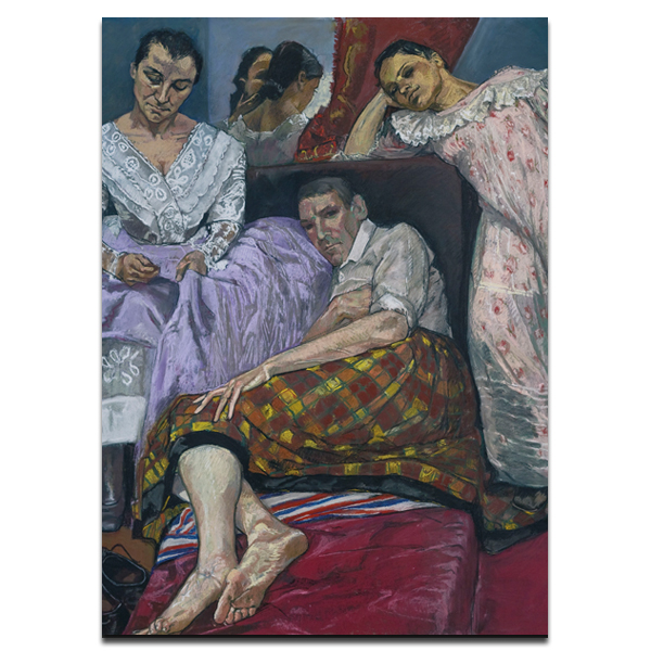 The Company of Women by Paula Rego poster print
