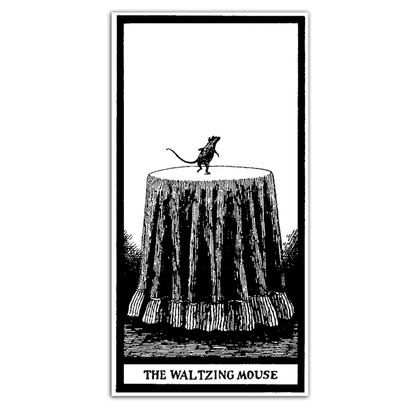 The Fantod pack by Edward Gorey notecard box (20 cards)