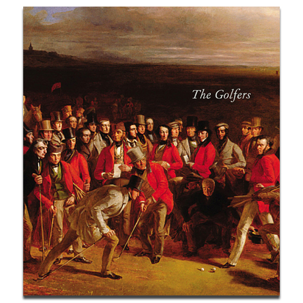 The Golfers: The Story behind the Painting Hardback