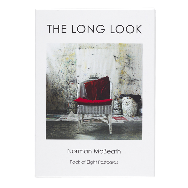 The Long Look by Norman McBeath postcard pack