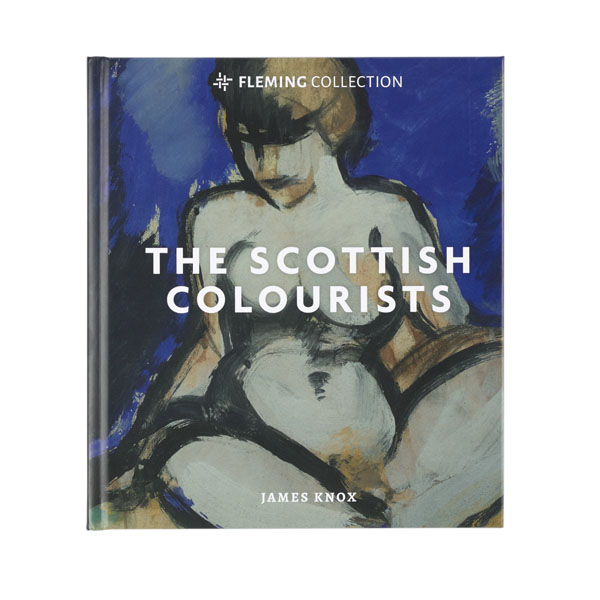 The Scottish Colourists by James Knox (hardback)