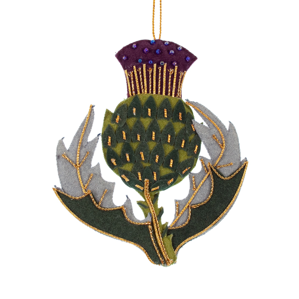 Thistle Decoration