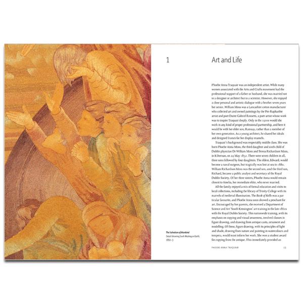 Phoebe Anna Traquair 1852-1936 (paperback)