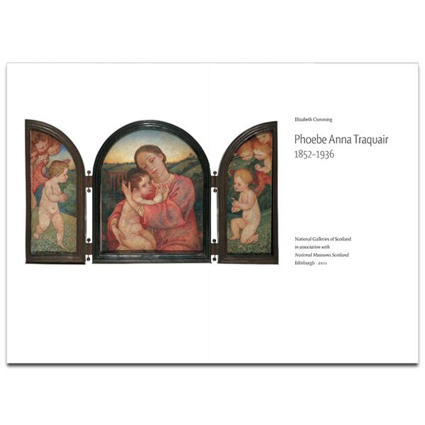 Phoebe Anna Traquair 1852-1936 Paperback