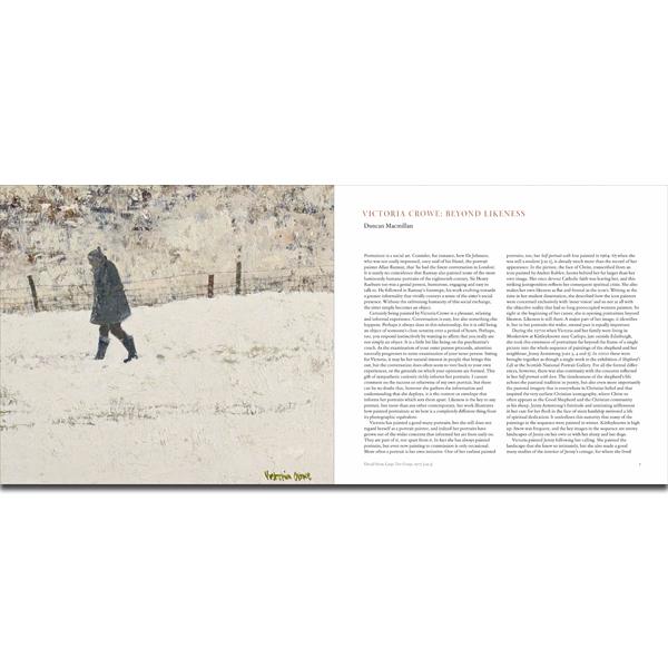Victoria Crowe Beyond Likeness Exhibition Book