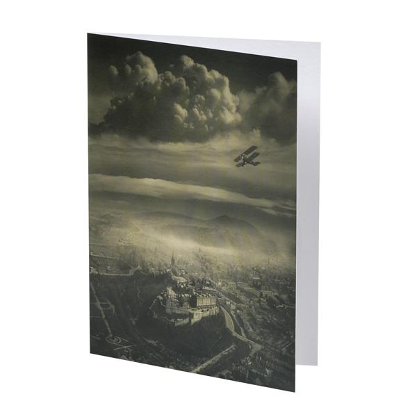 Views of Edinburgh by Alfred Buckham notecard wallet (10 cards)
