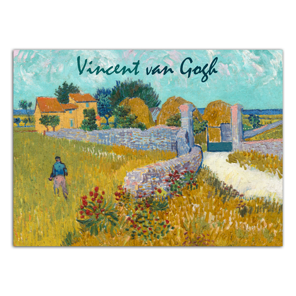 Vincent van Gogh notecard box (20 cards)
