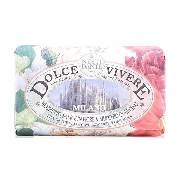Vivere Milano natural soap bar