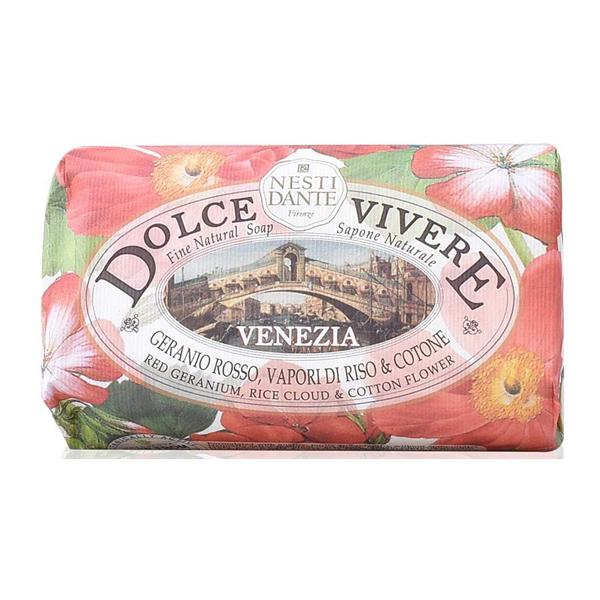 Vivere Venezia natural soap bar