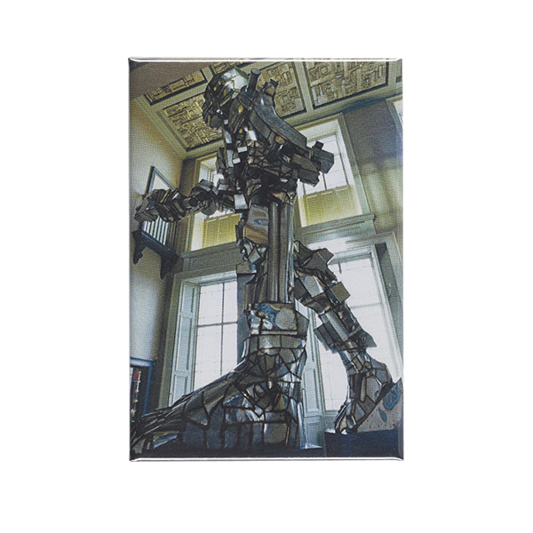 Vulcan by Eduardo Paolozzi magnet