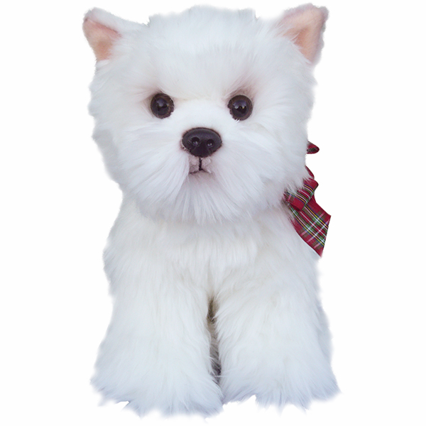 Large West Highland Terrier Soft Toy