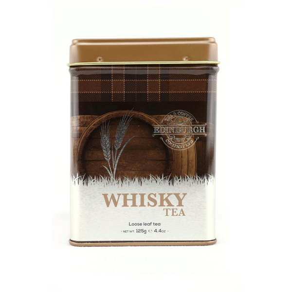 Whisky tea re-usable caddy