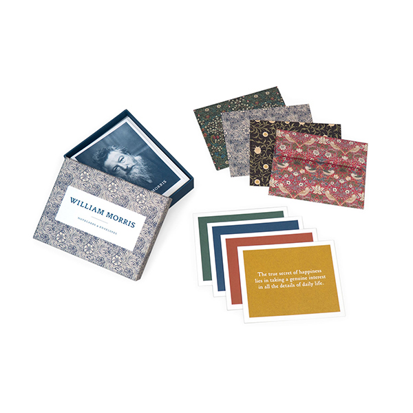 William Morris notecard box set (12 cards)