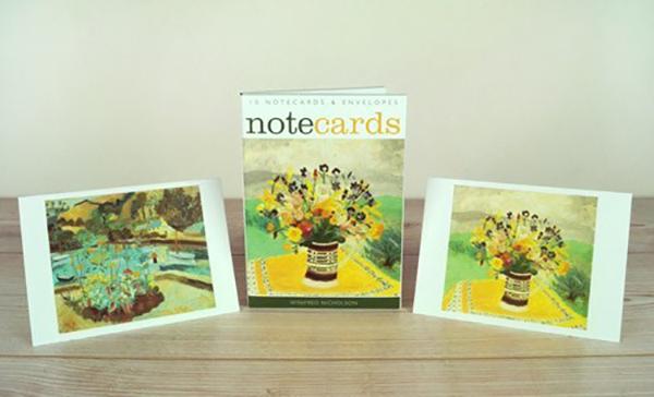 Winifred Nicholson notecard set